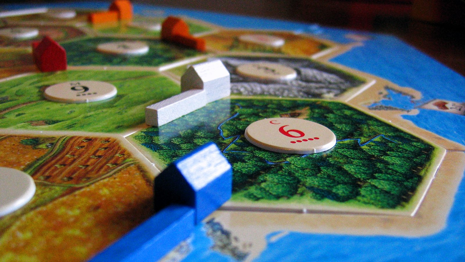 Catan - Close Up