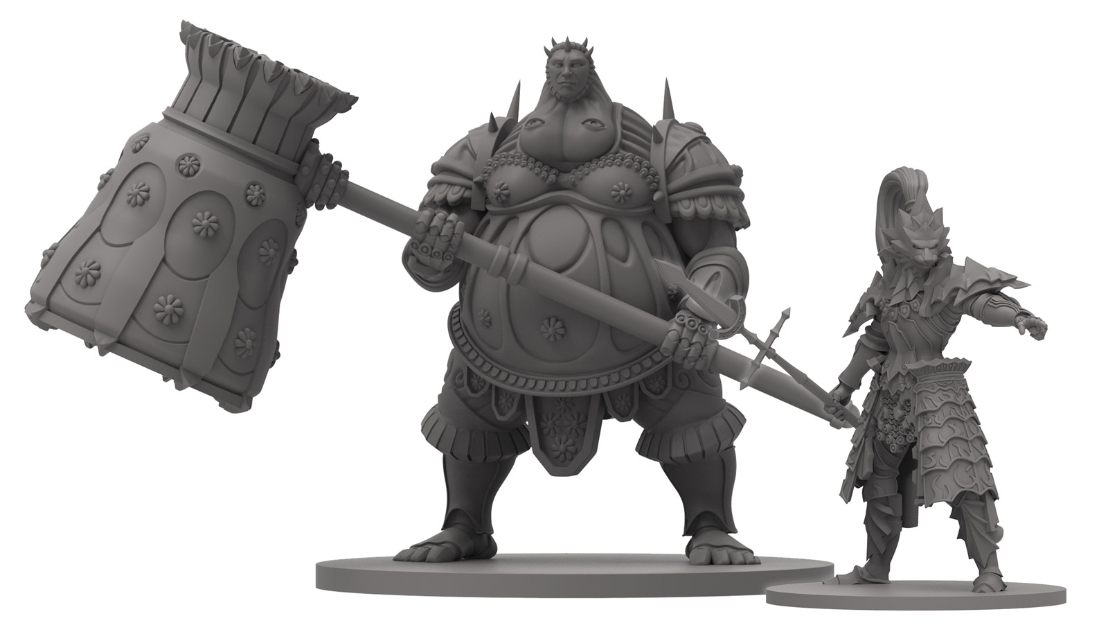 Dark Souls Miniatures