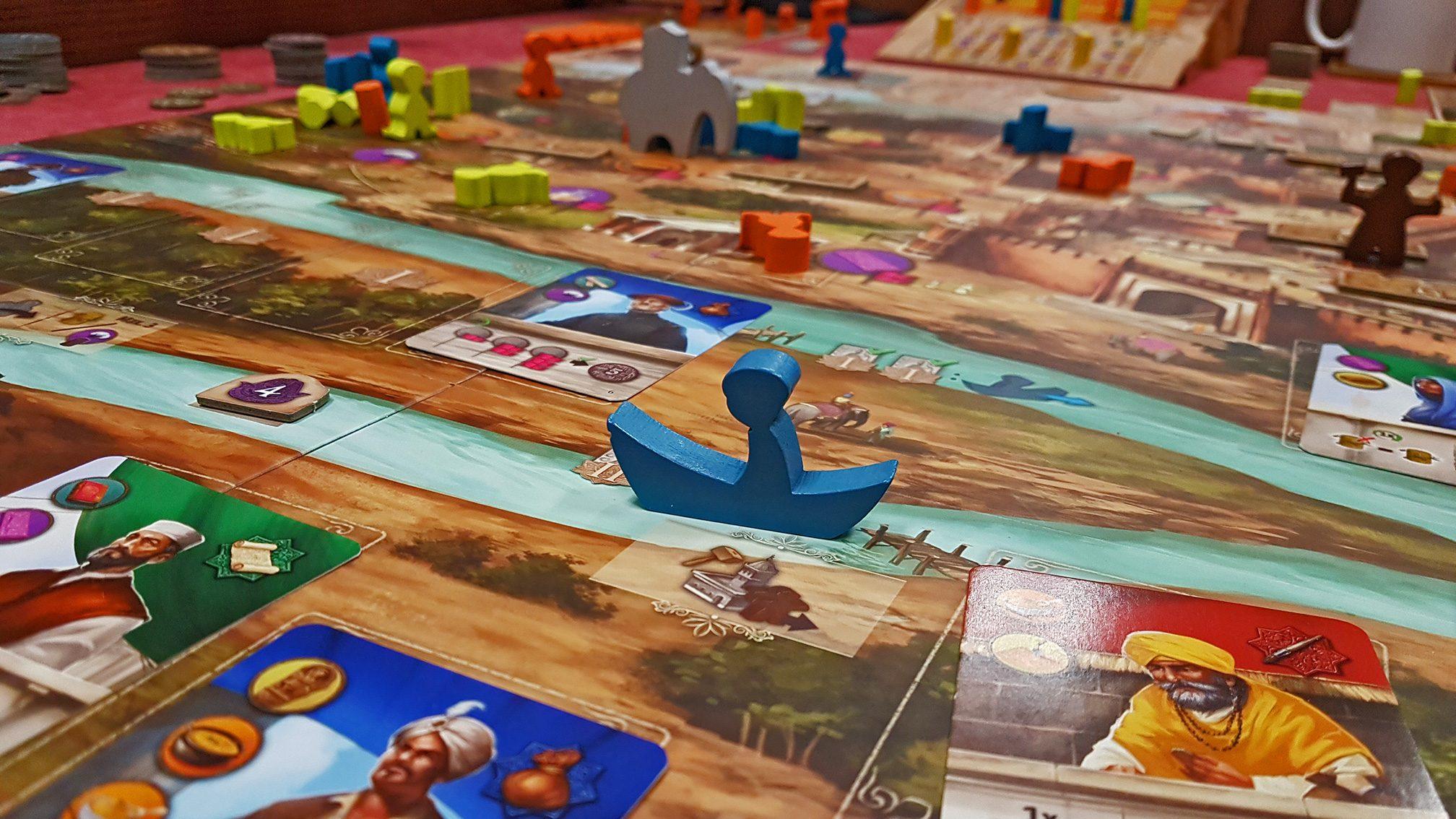 Agra Board