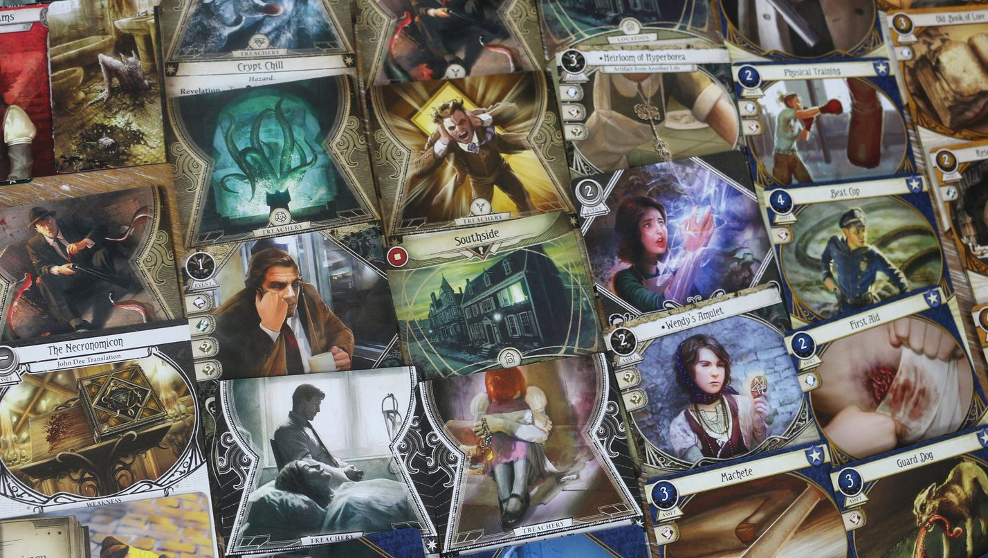 Arkham Horror LCG Cards