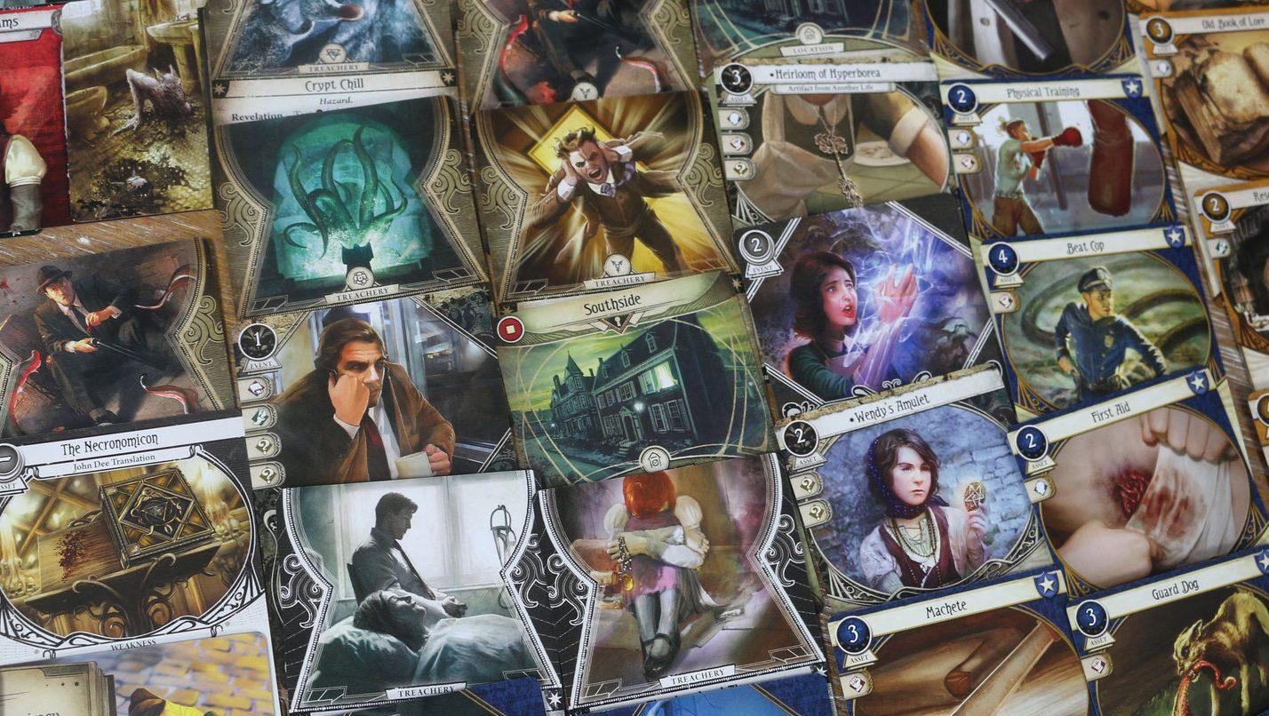 Arkham Horror LCG Cards