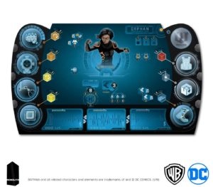 Batman - Hero Board