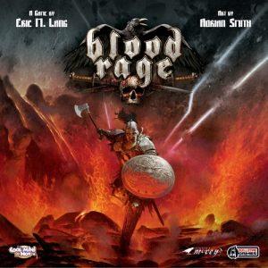 Blood Rage Box Front
