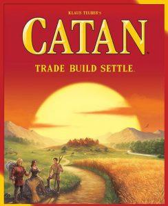 Catan Boxfront