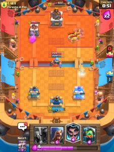 Clash Royale Match