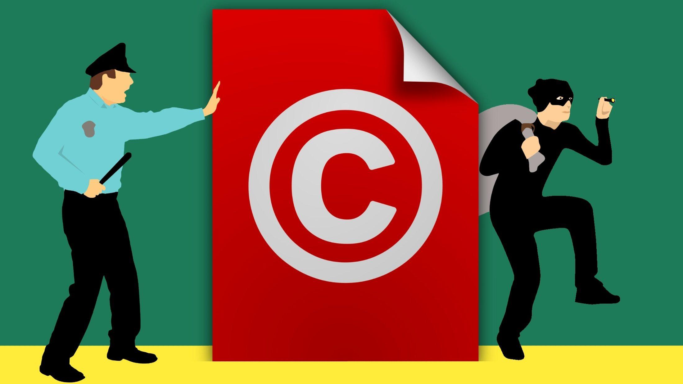 Copyright Theft