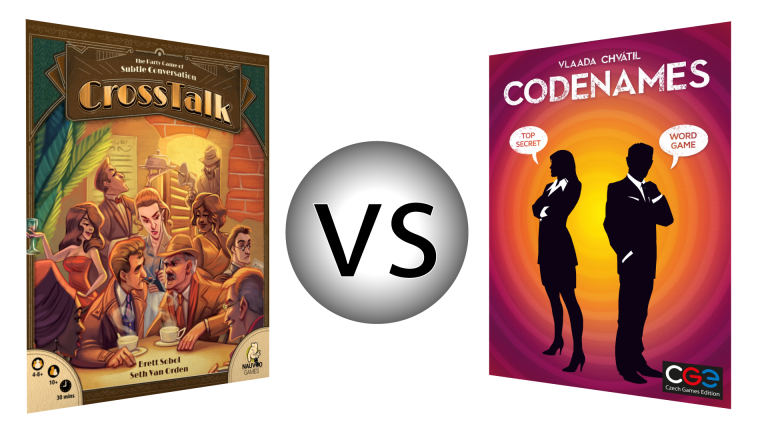 CrossTalk vs Codenames