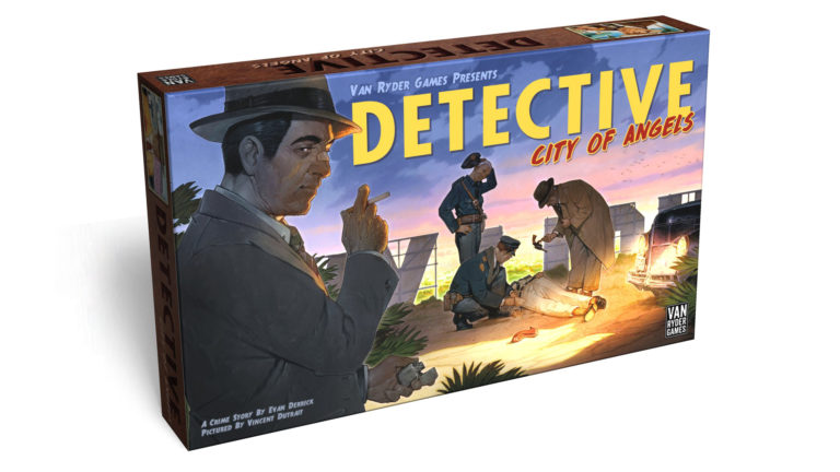 Detective: City of Angels Box