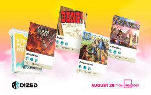 Dized - Games