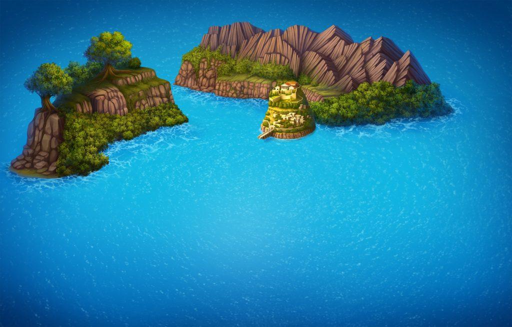 Doomsday Island Partial