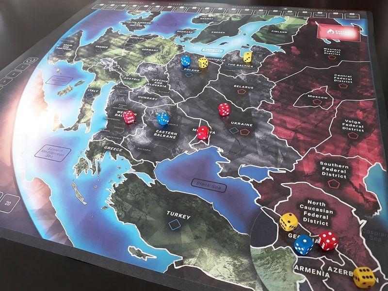 Europe Divided vs. Twilight Struggle