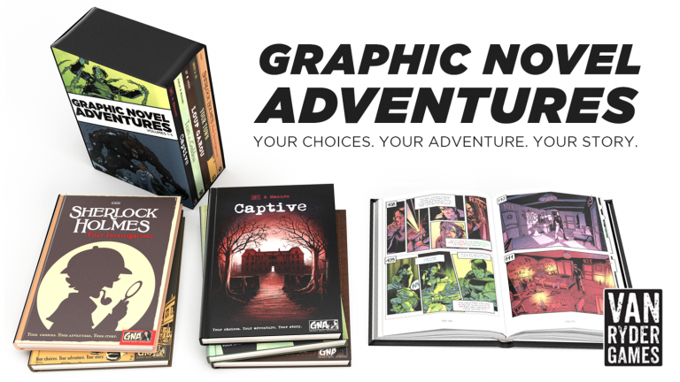 Graphic Novel Adventures