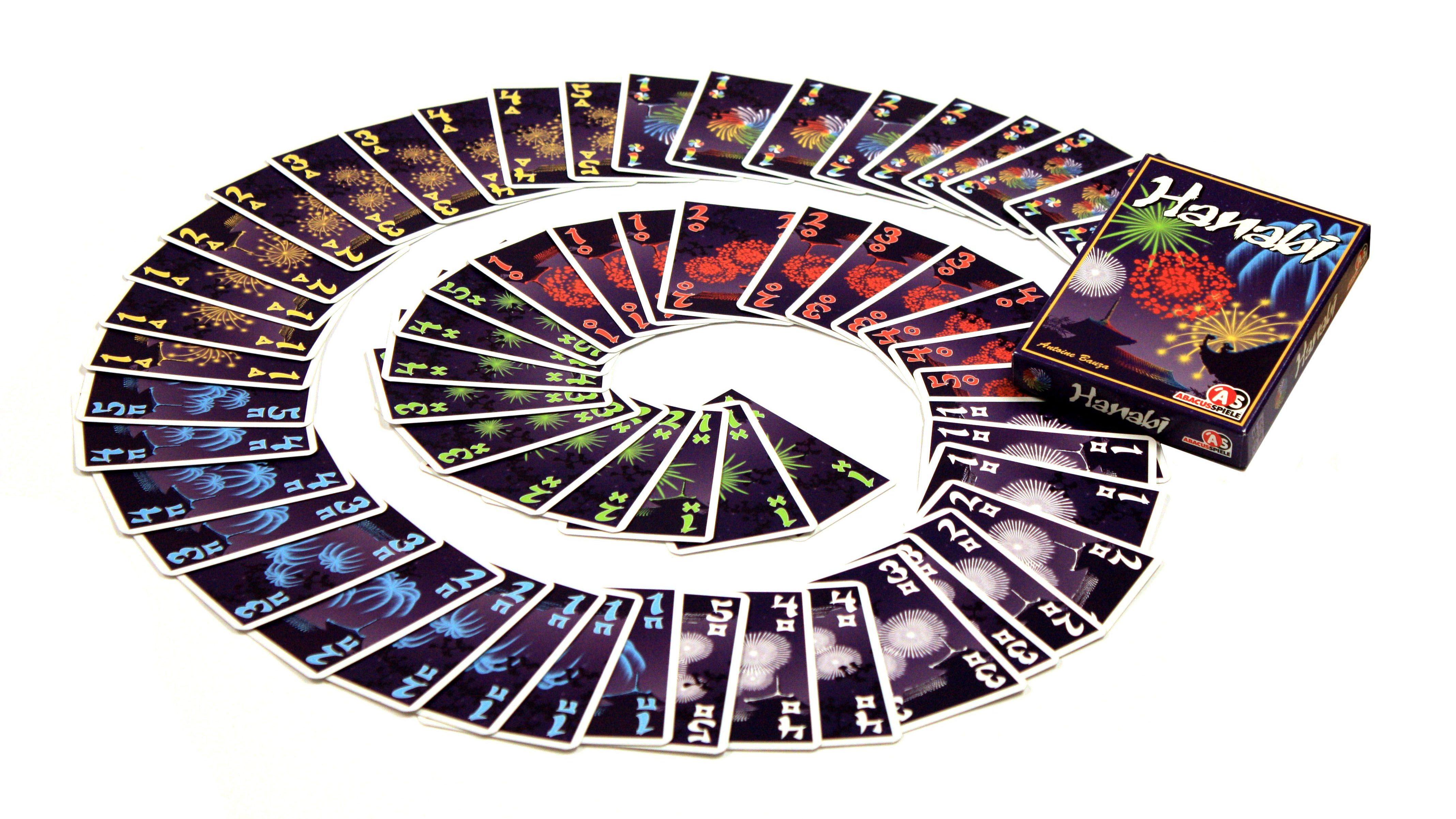 Hanabi Spiral