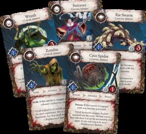 Heroes of Terrinoth Monsters
