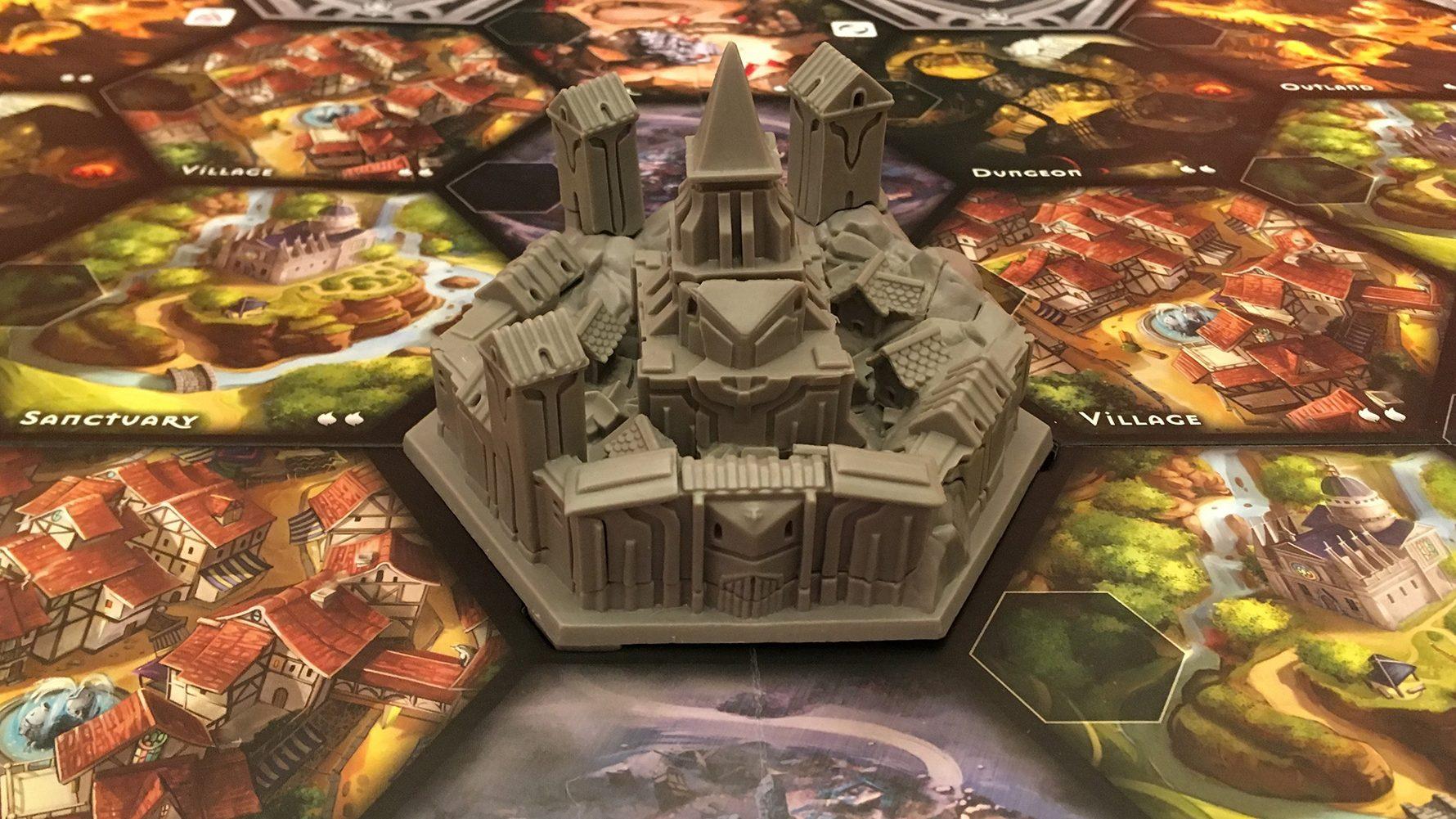 Dark Frontier: Farrenroc