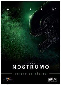 NSCSS Nostromo