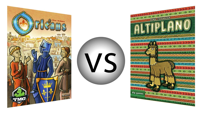 Orléans vs Altiplano