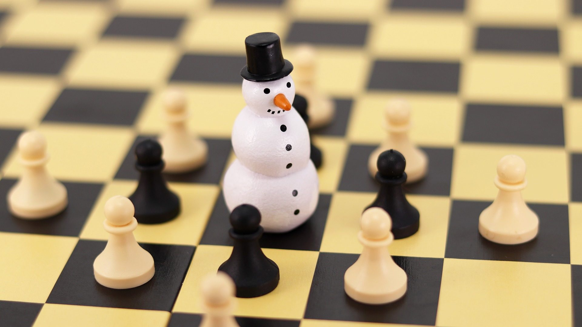Snowman Chess