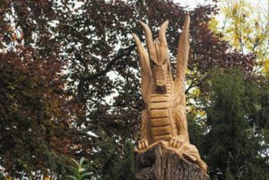 The Dell House Dragon