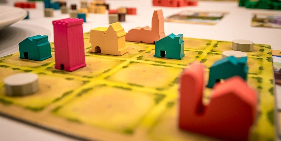 Tiny Towns - Town
