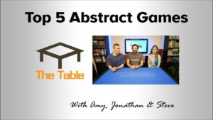 Top 5 Abstract Games