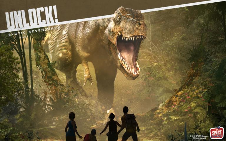 Unlock Dinosaur